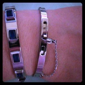 NWT~ Beautiful Bangle Bracelets with gift packing